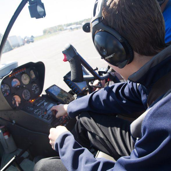 Pilote d'un jour